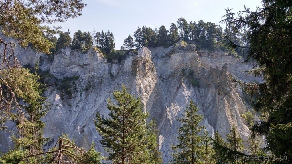 """Rheinschlucht - der """"Schweizer Grand Canyon"""""""
