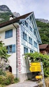 Alte Post in Quinten