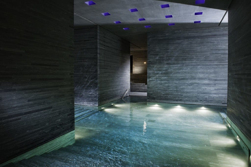 Vals thermal bath