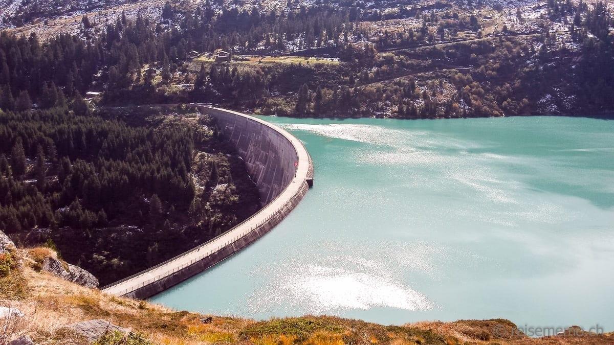 Zervreila Dam