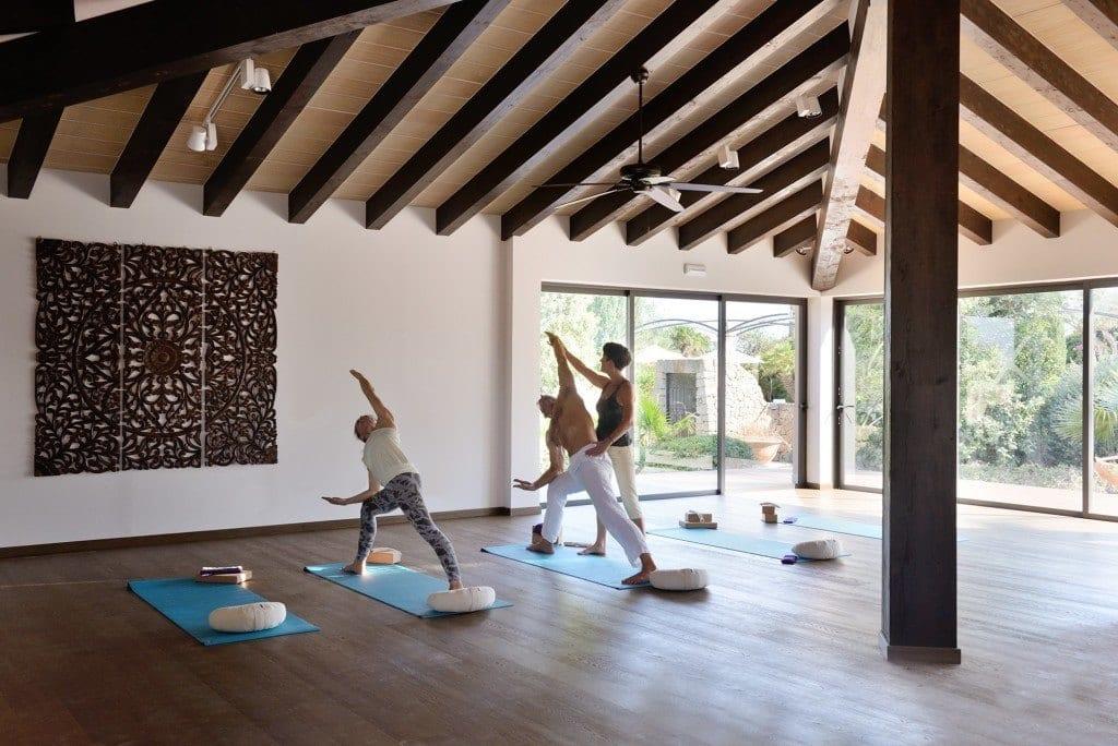 Yoga-Tempel © Cal Reiet