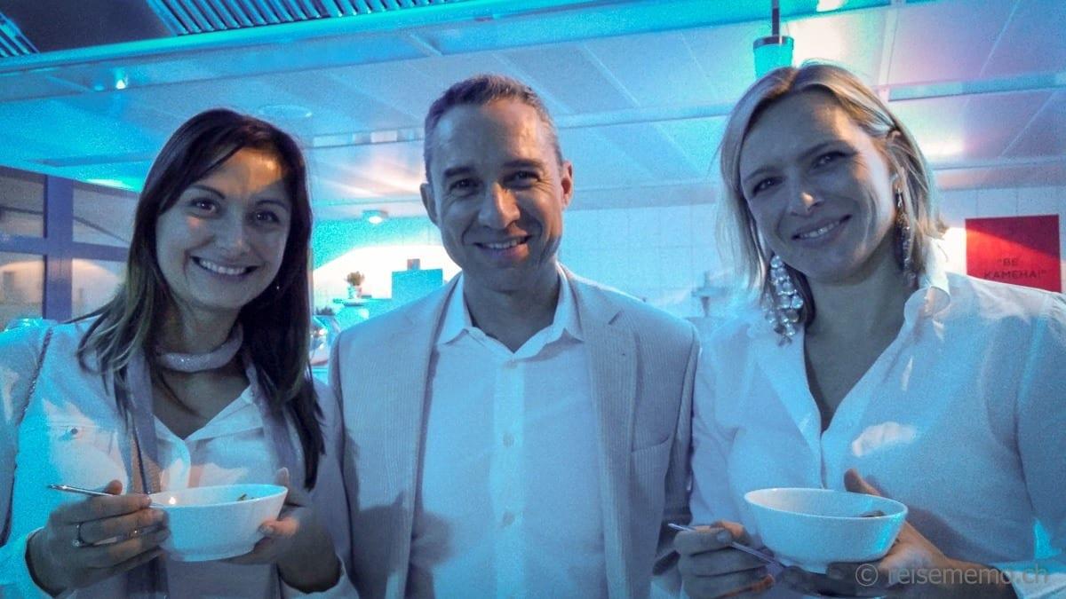 Francesca Piras, Walter Schärer, Julia Faulhaber