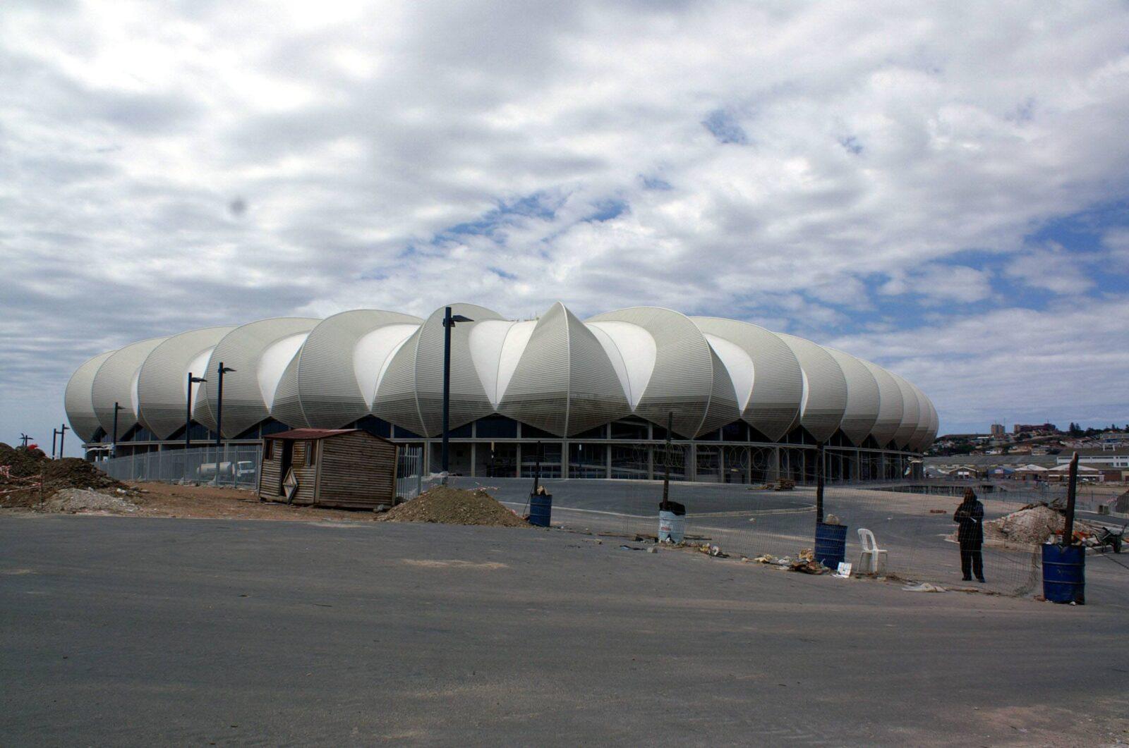 WM Fussballstadion von Port Elizabeth