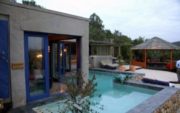 Phantom Forest Lodge Restaurant Pool