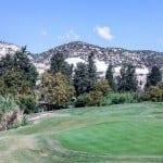 Secret Valley Green und Bergketten