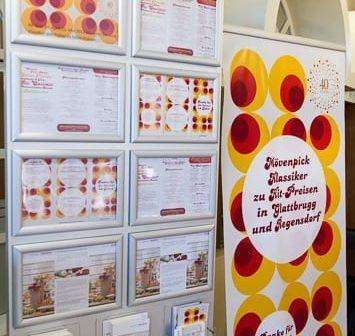 Kulinarische Highlights zum Mövenpick Jubiläum