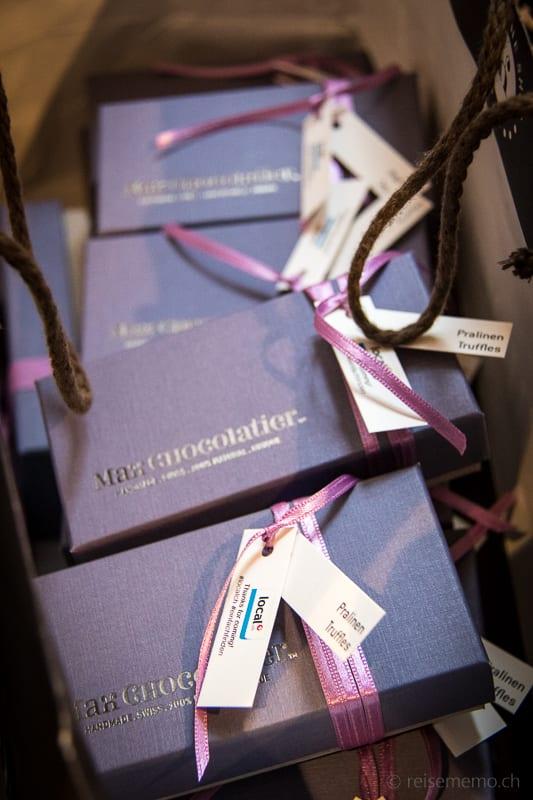 Giveaway Max Chocolatier