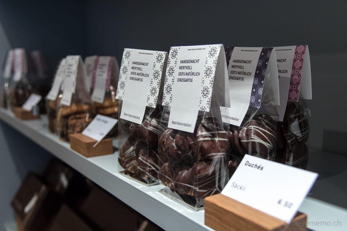 Max Chocolatier Pralinen