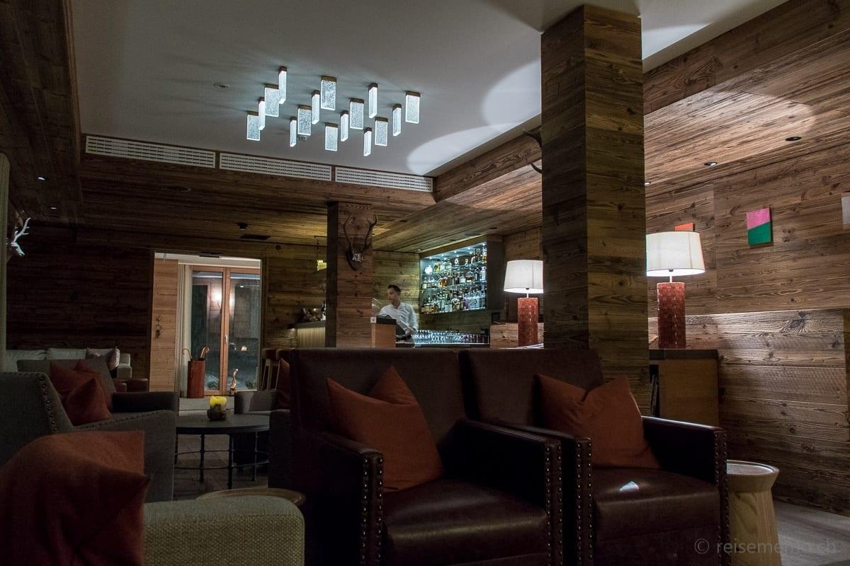 Hotelbar The Capra Saas-Fee