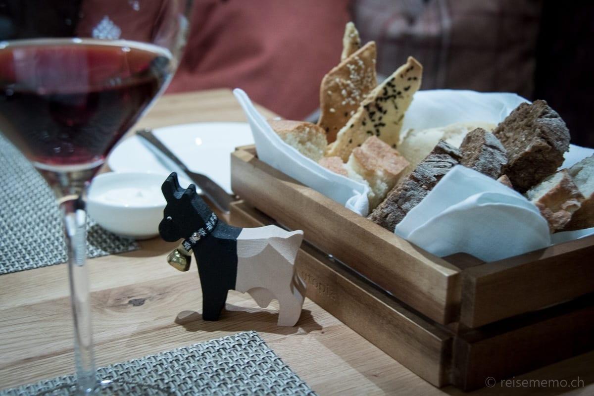 Brot La Locanda Restaurant
