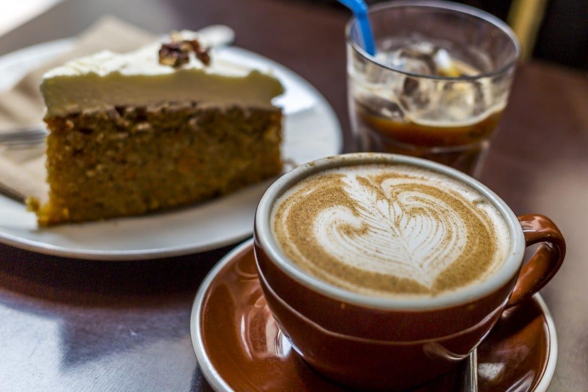 Kaffee und Kuchen von Nicolas Glauser von travelita.ch