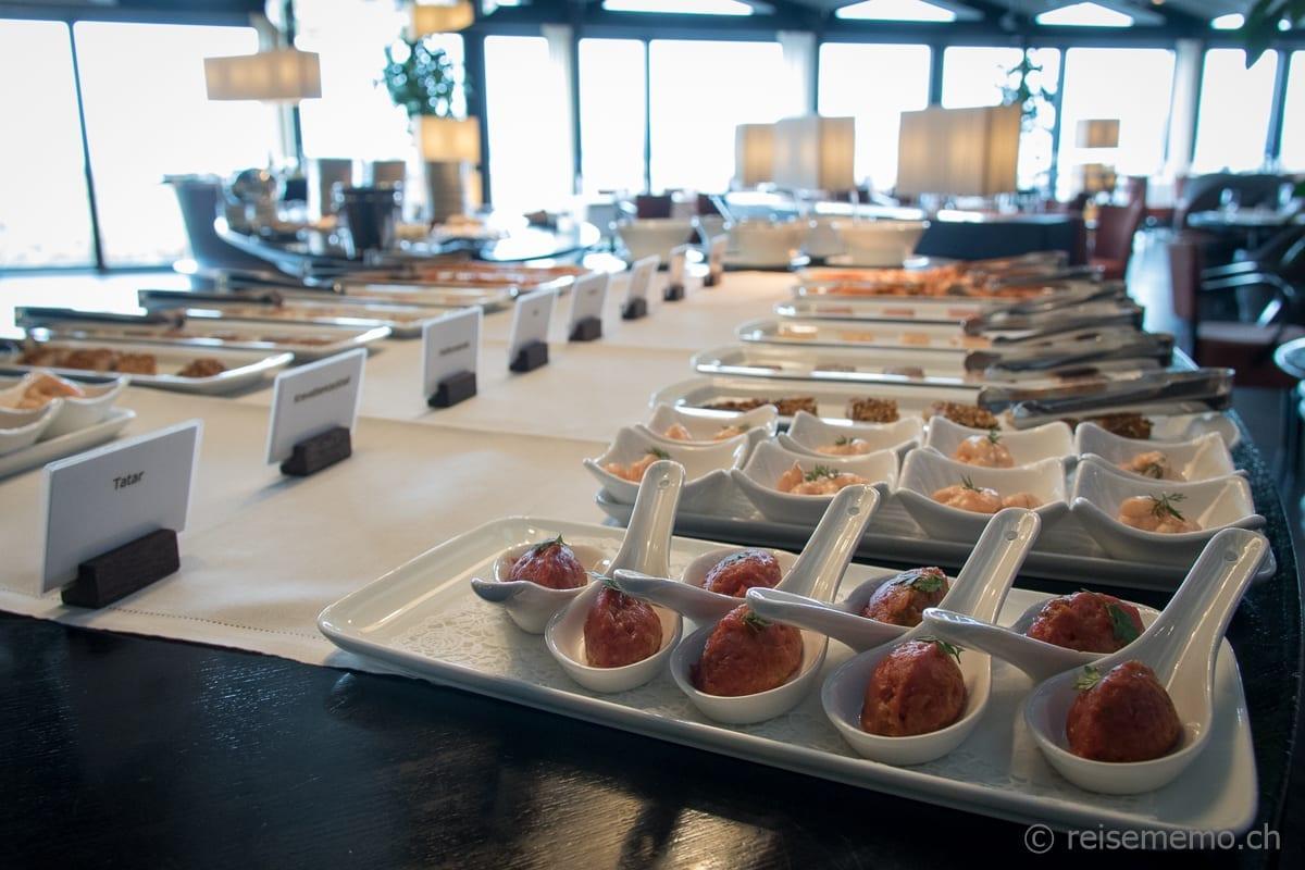 Brunchbuffet Restaurant PUR