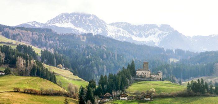 Sarnthein, Sarntal, Südtirol, Italien