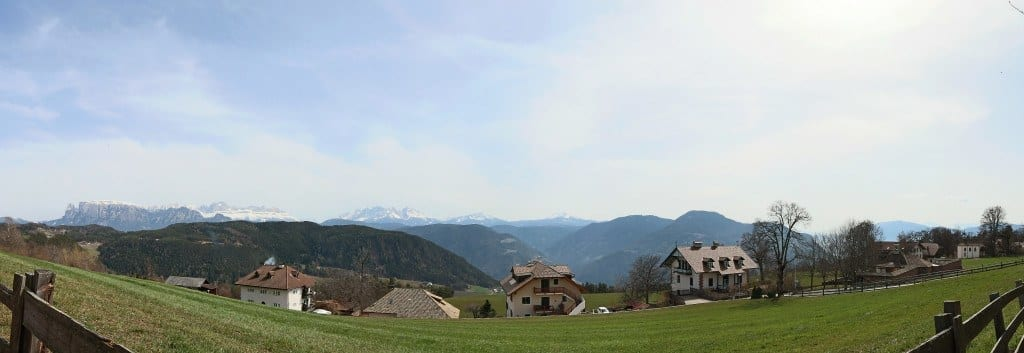 Blogger-Reise nach Bozen und Umgebung mit Booking Südtirol