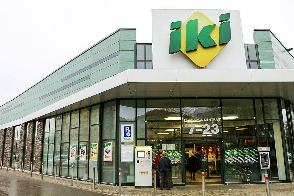 iki Supermarkt