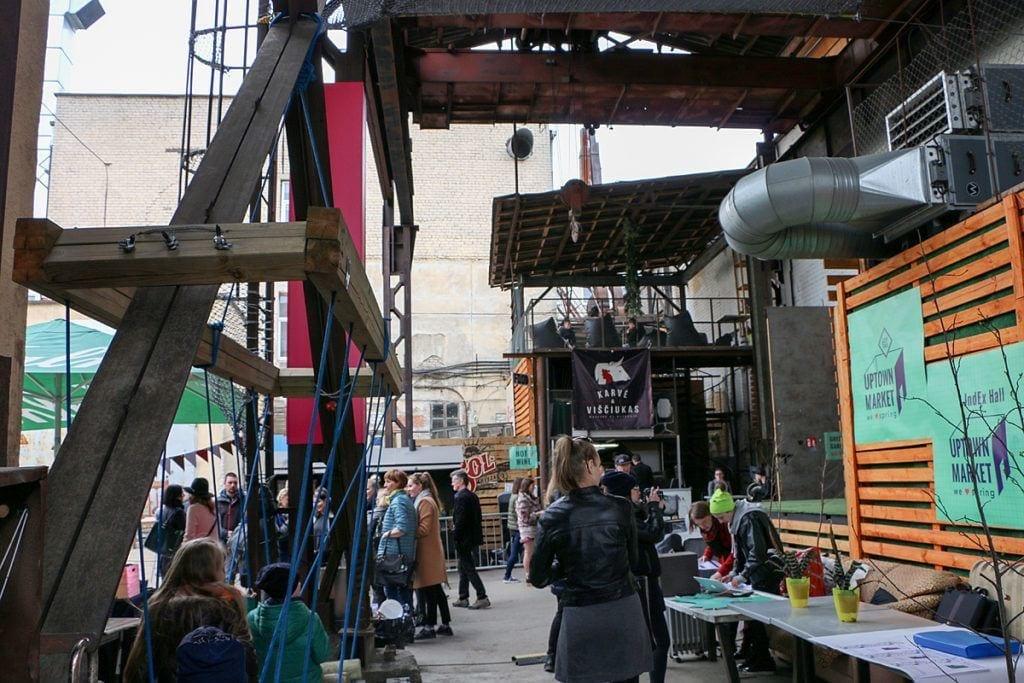 UPTOWN MARKET 'we ♥ spring' 16.4.16 Vilnius