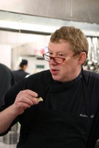 Küchenchef und Schweizer Koch des Jahres 2007 – Markus Neff, Waldhotel Fletschhorn Saas Fee