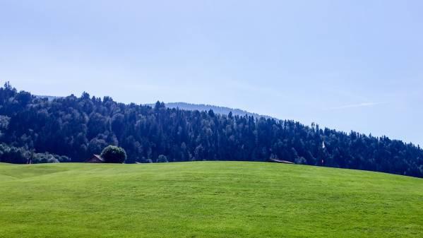 Alpin Golfen im Bregenzerwald