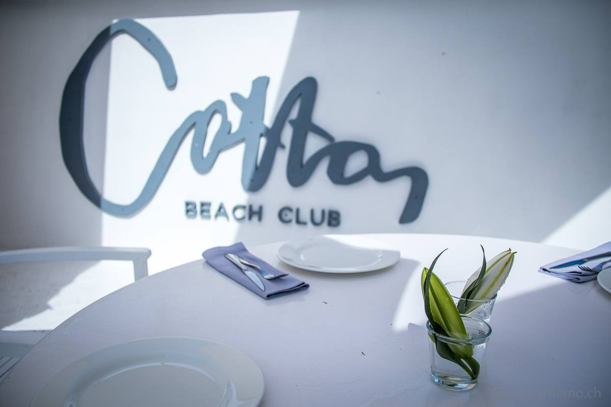 Cotton Beach Club Logo