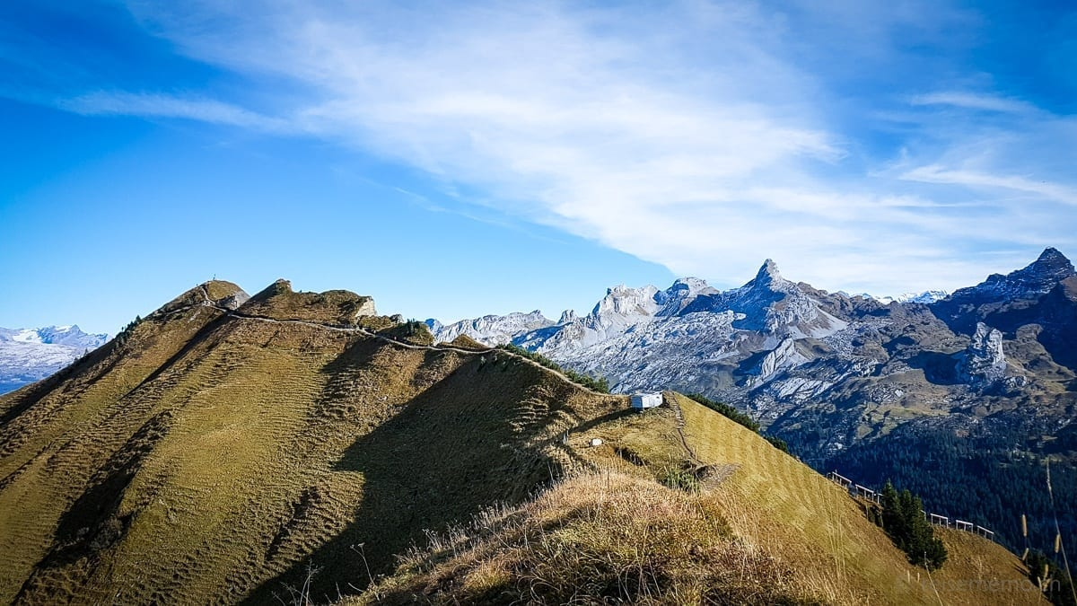 Gratwanderung Fronalpstock Stoos