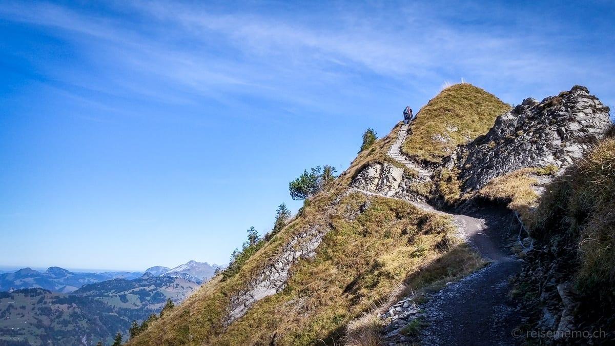 Gratwanderung Fronalpstock zum Klingenstock