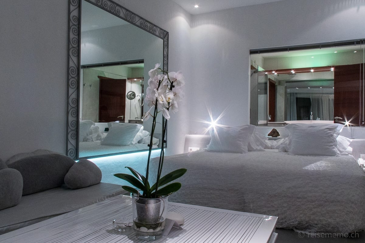 Schlafzimmer Hacienda Na Xamena