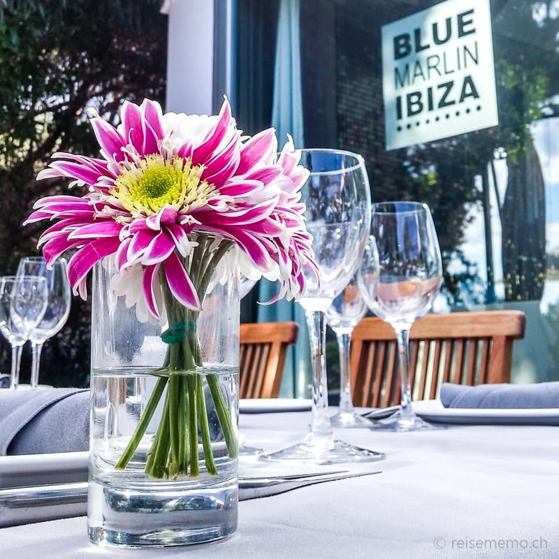 Blue Marlin Restaurant Ibiza