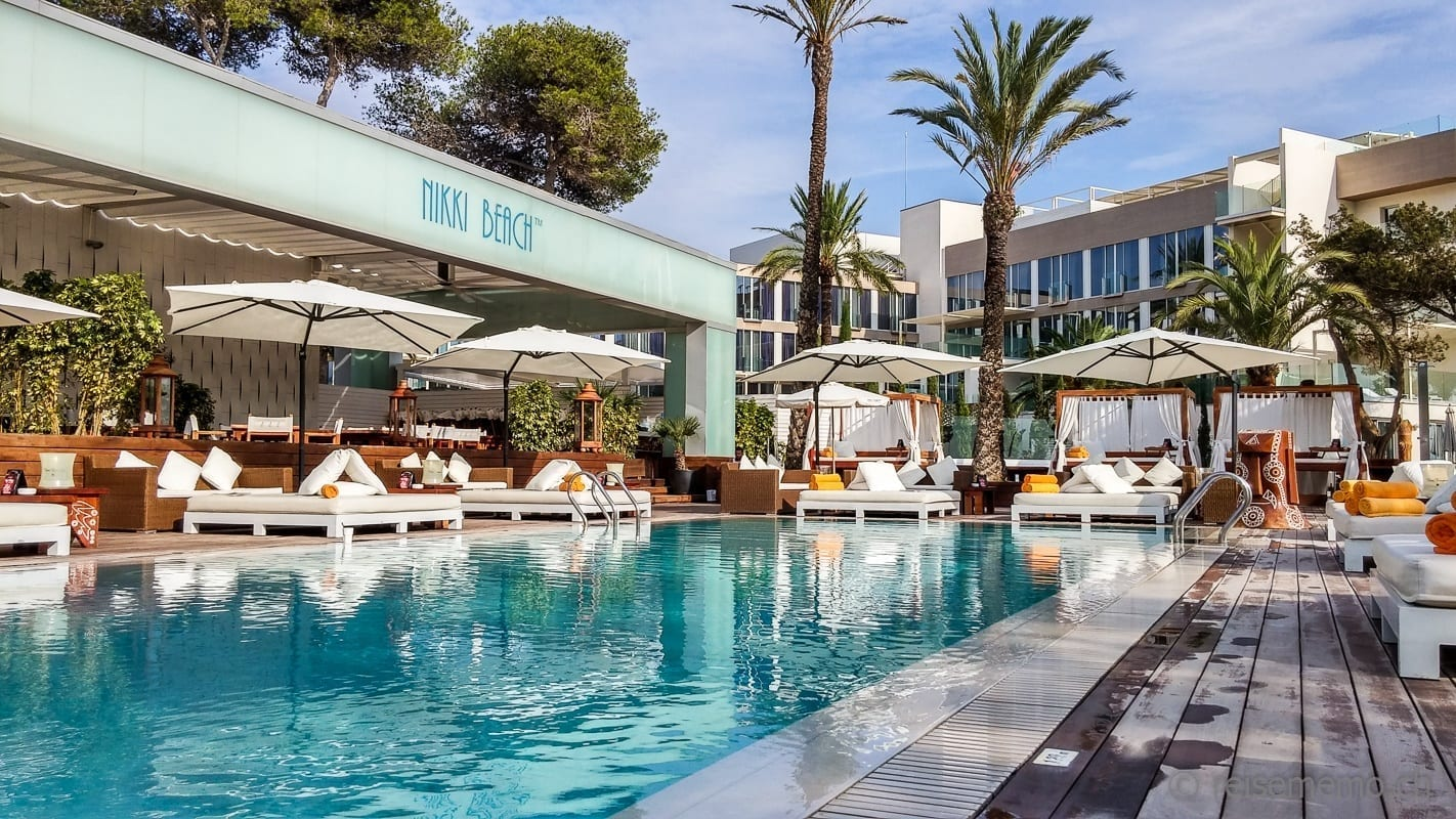 Nikki Beach Pool