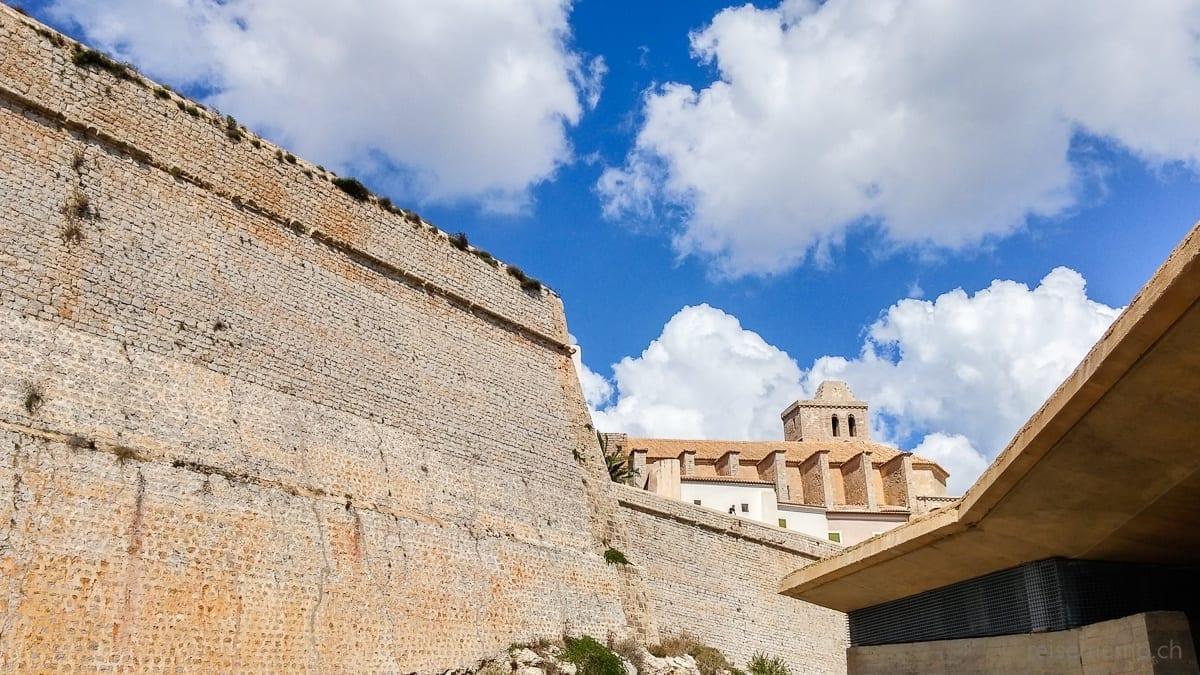 Festung Ibiza Altstadt