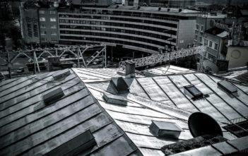 Über den Dächern von Sofia