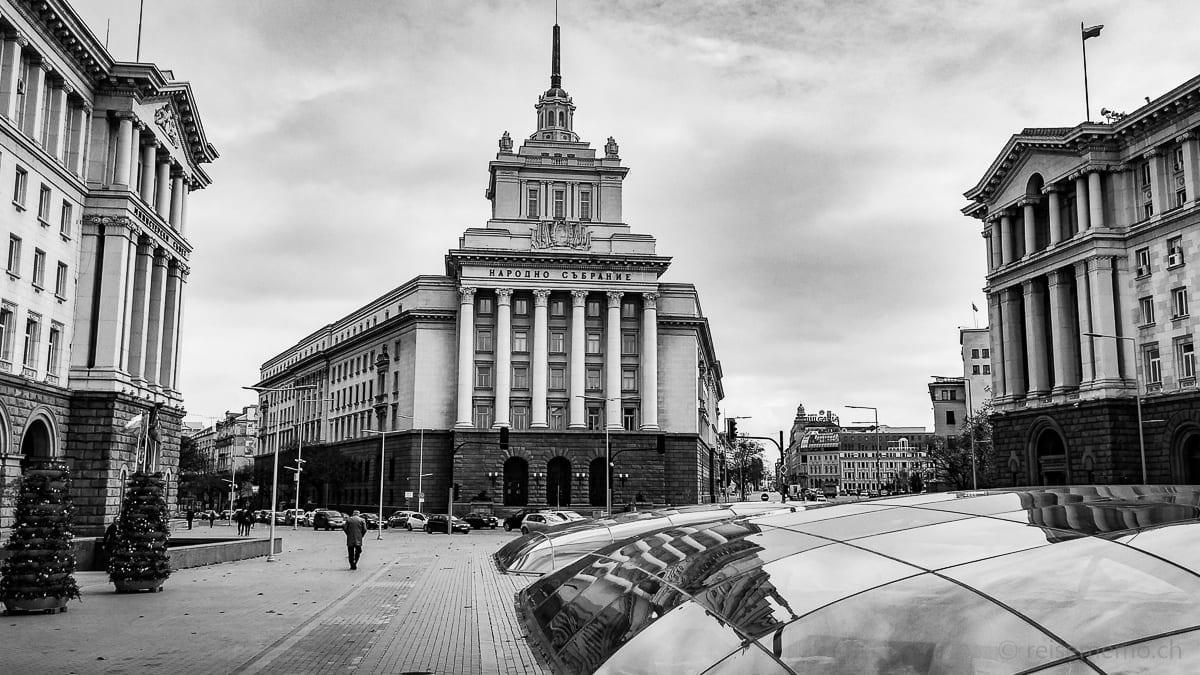 Früheres Haus der Kommunistischen Partei