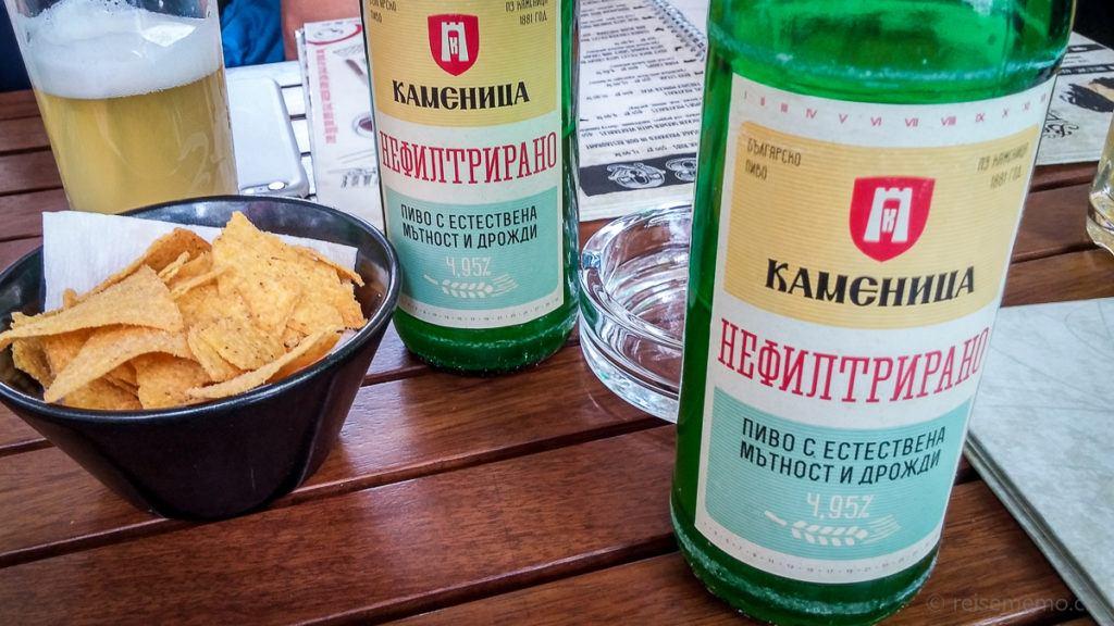 Kamenitza Bier