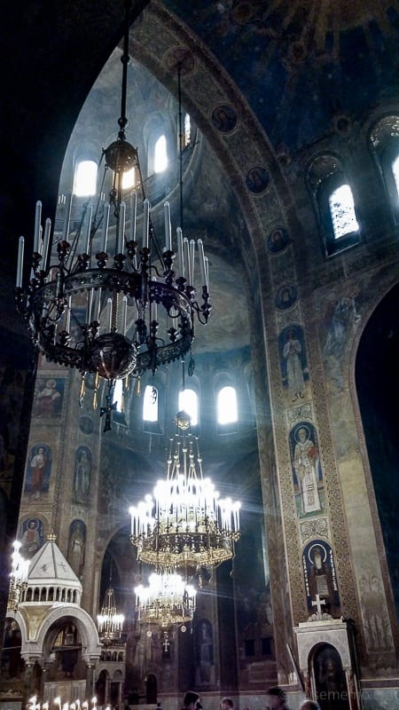Kathedrale Sankt Alexander Nevski