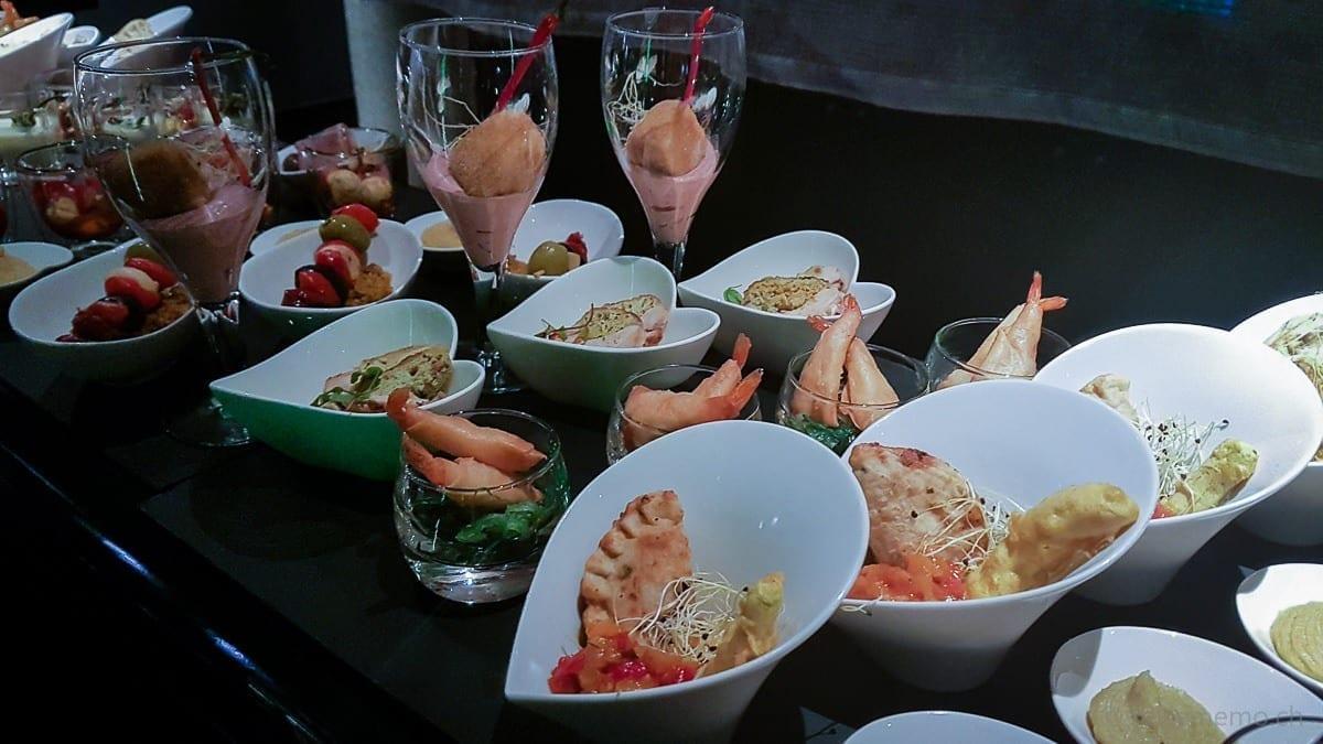 Orientalisches Buffet