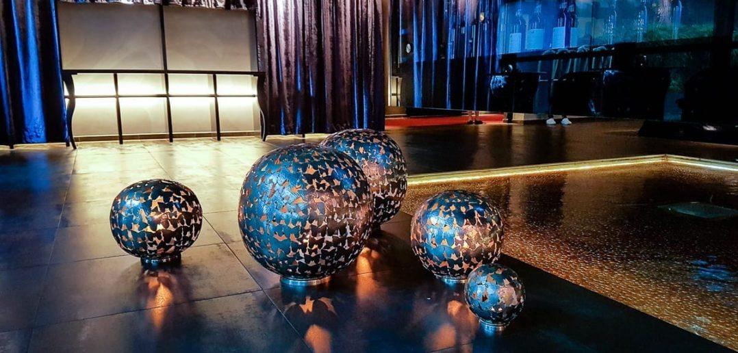 Stimmungsvolle Lobby Leuchten