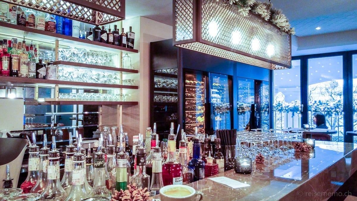 Puro-Bar im 1. Stock