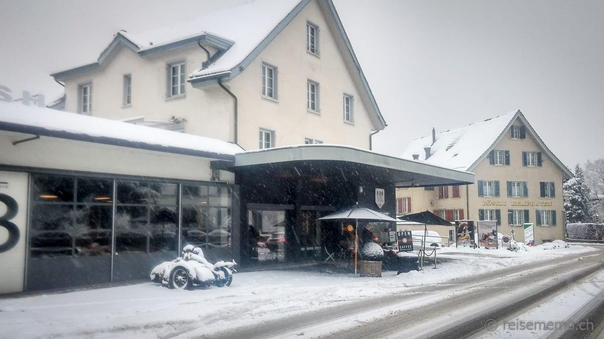 Rare Street Coffee in Rapperswil