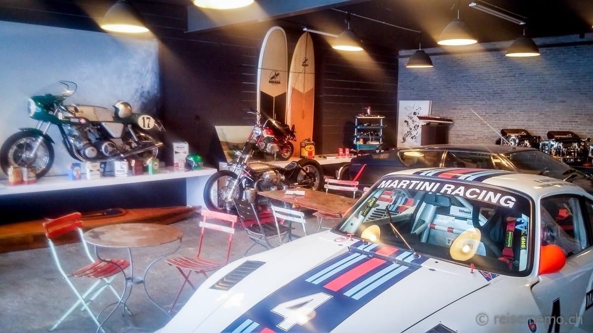 Martini Racing mit Porsche