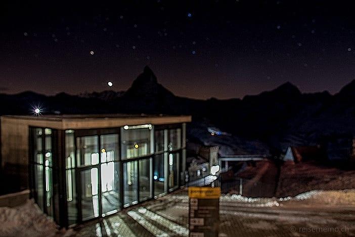 Das Matterhorn vom Gornergrat aus gesehen