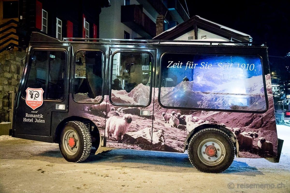 Eletktromobil von Tradition Julen