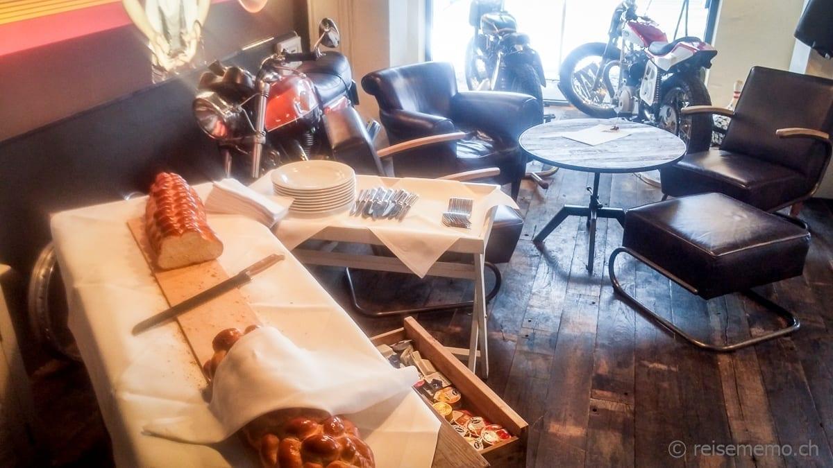 Motorradcafé Rare Street Coffee