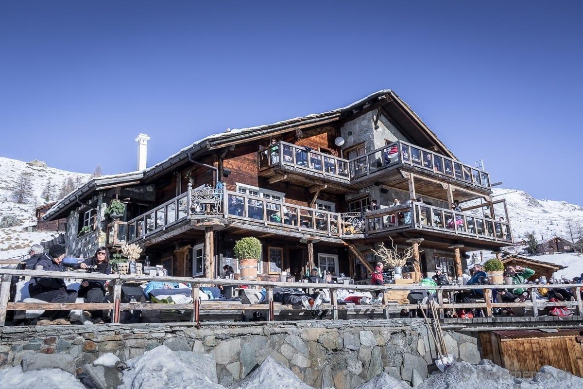 Chalet Chez Vrony Zermatt