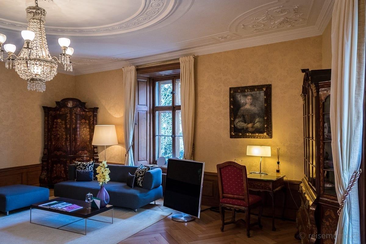 Suite Schloss Schauenstein