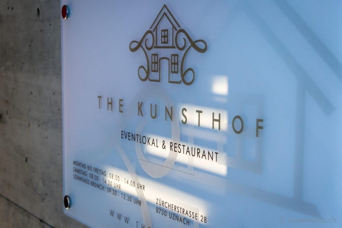 Eventlokal und Restaurant The Kunsthof
