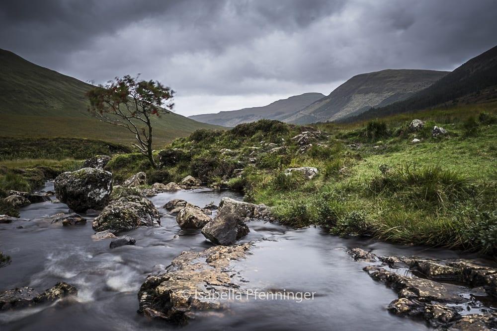 Fairy Pools auf Skye