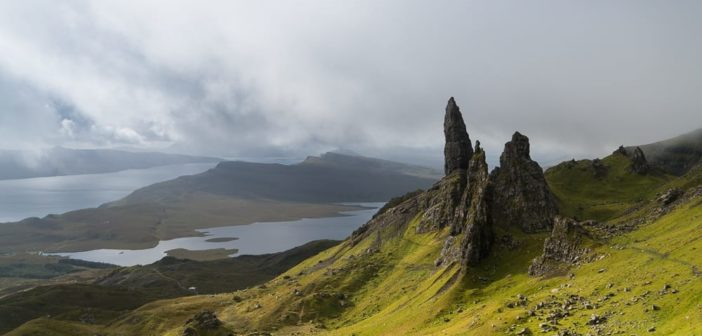 Old Man of Storr Schottland