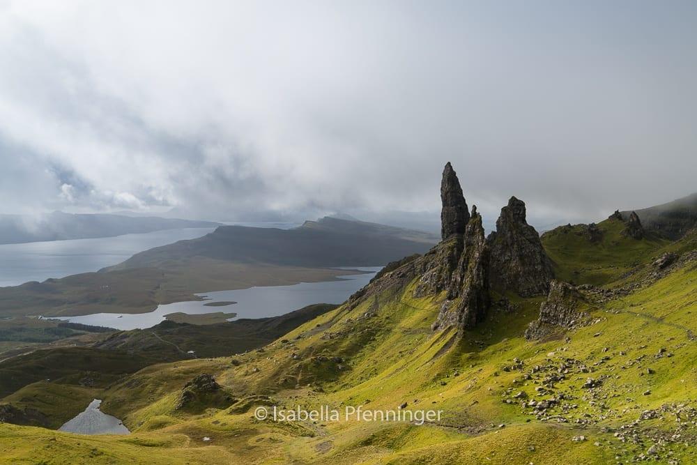 Old Man of Storr Schottland