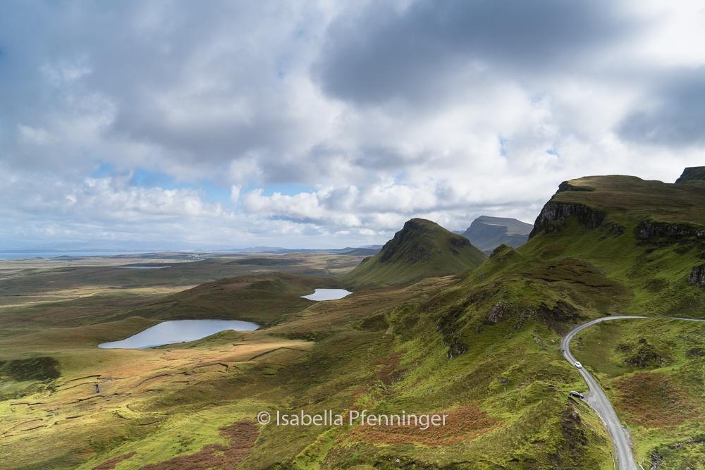 Quiraing Schottland