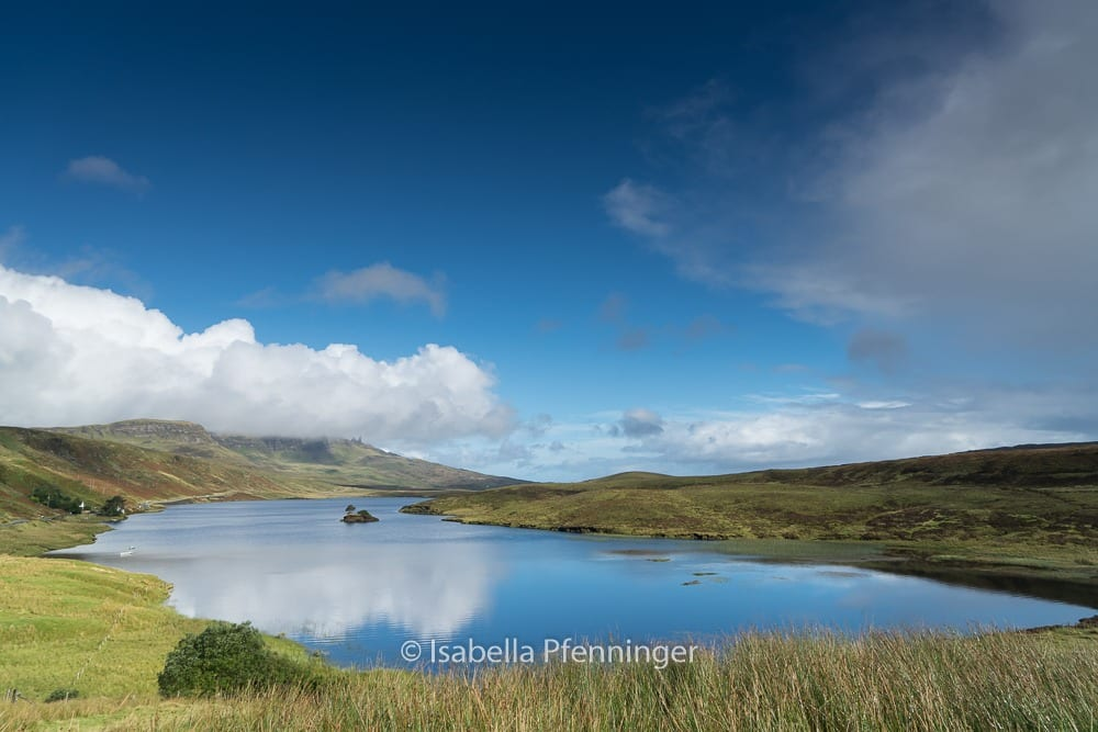Loch Fada Schottland