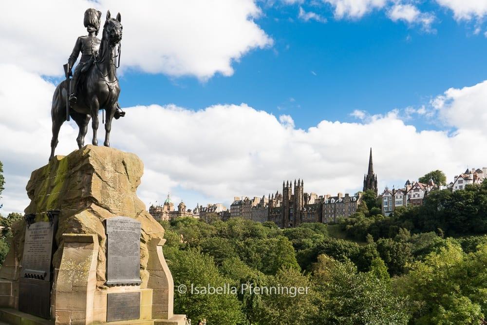 Altstadt Edinburgh Schottland